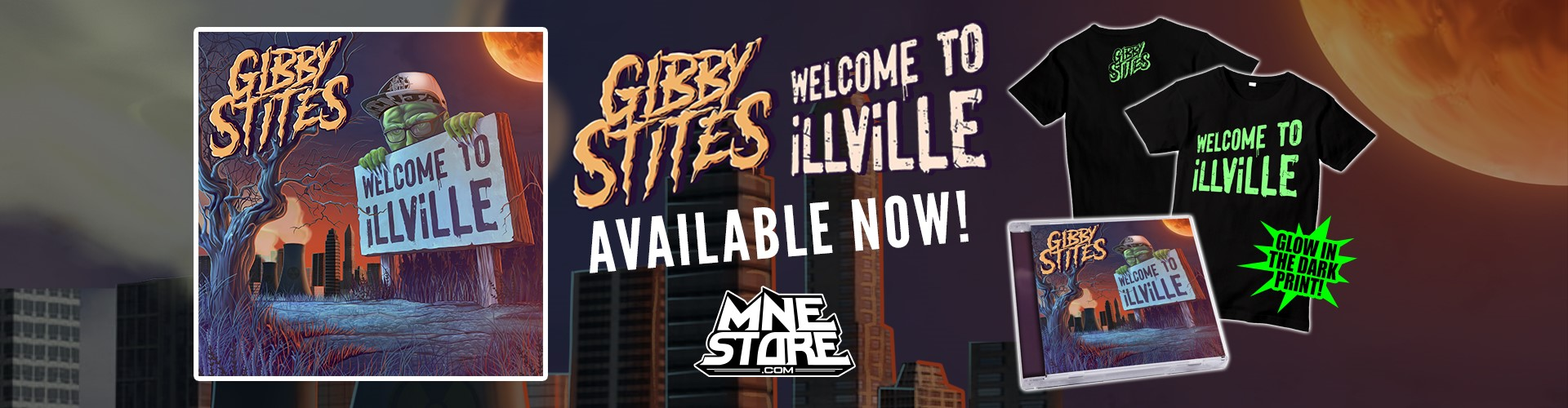 Gibby Stites – Welcome to Illville